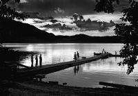 The Priest Lake Silhouette 1944